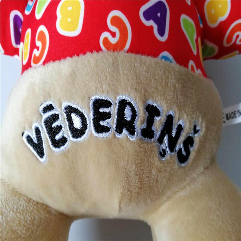 ลัตเวียภาษาพูดของเล่นเด็ก Musical Puppy ตุ๊กตาทารกตุ๊กตาสุนัขร้องเพลงของเล่น