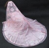Pet Wedding Dress Wellsore Clothes Wellsore White Pink Wedding Dress Wellsore Bridal Wear