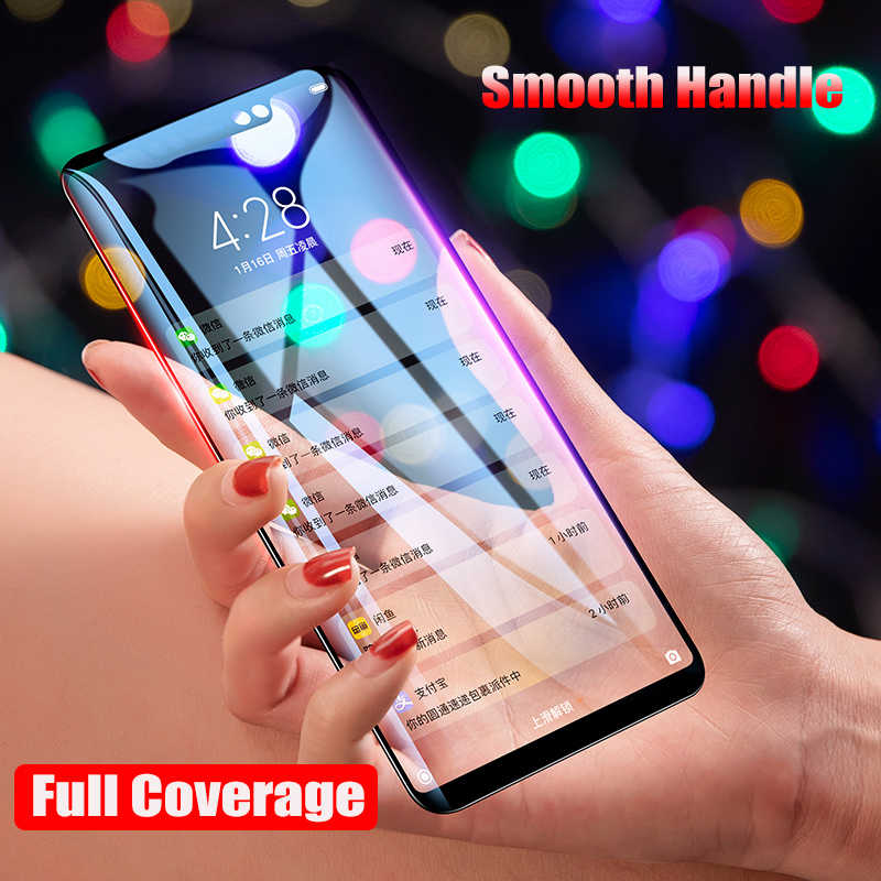 Full Cover Tempered Glass For Xiaomi Mi 9 9SE Mi8 A2 Lite Glass on Xiaomi Redmi 7 6 6A 6Pro Note 7 6 5 Pro Screen Protector Film