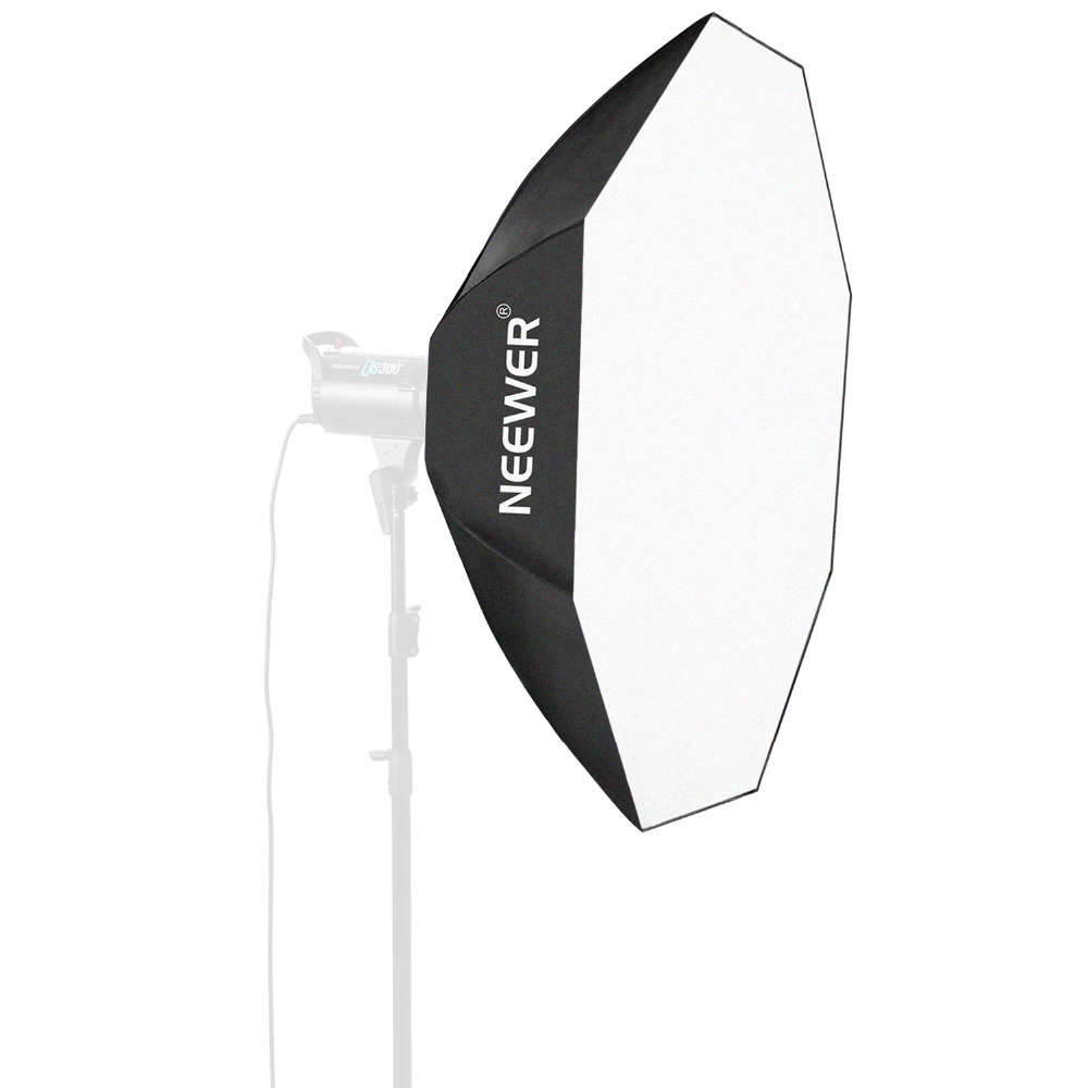 Neewer 30x30 80cmX80cm Octagon Umbrella Speedlite Softbox with Bowens Mount Speedring for Nikon Canon Sony Pentax Olympus