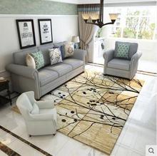 White Bear Carpet Rugs Nordic Style Living Room Bedroom Soft Thicken Round Carpets For Children Anti-slip carpet