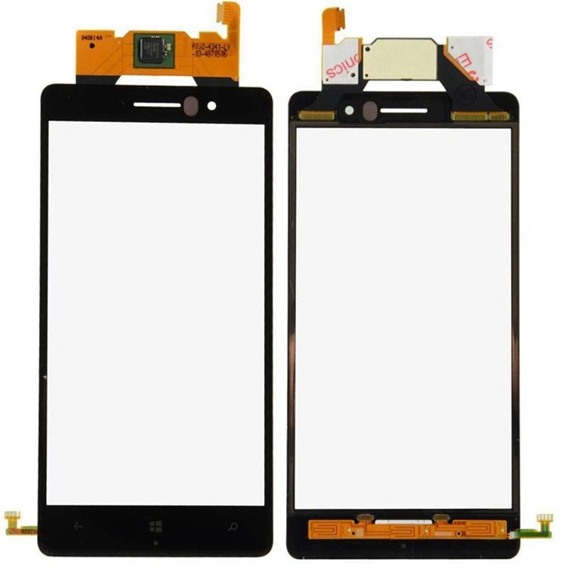 OEM Touch Screen Digitizer Replacement For NOKIA Lumia 830 Sensor Touchscreen Window External Parts + Tools Free Shipping