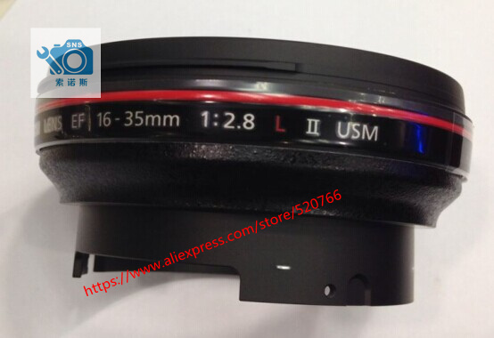 NEW original Lens Barrel Ring FOR CANO EF 16-35 mm 1:2.8 II  Front Lens Red hood tube 16-35MM L USM II YG2-2331 yg2-2331-000 free shipping new and original for cano bgm e13l battery holder