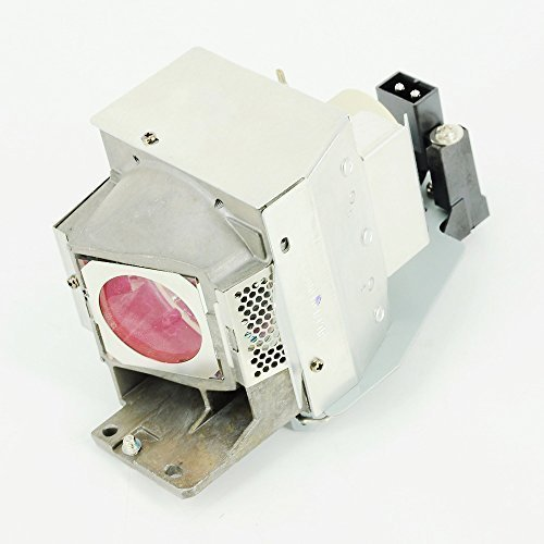 Originais RLC-077 Lâmpada Projetor com Habitação para VIEWSONIC PJD5126/PJD5226