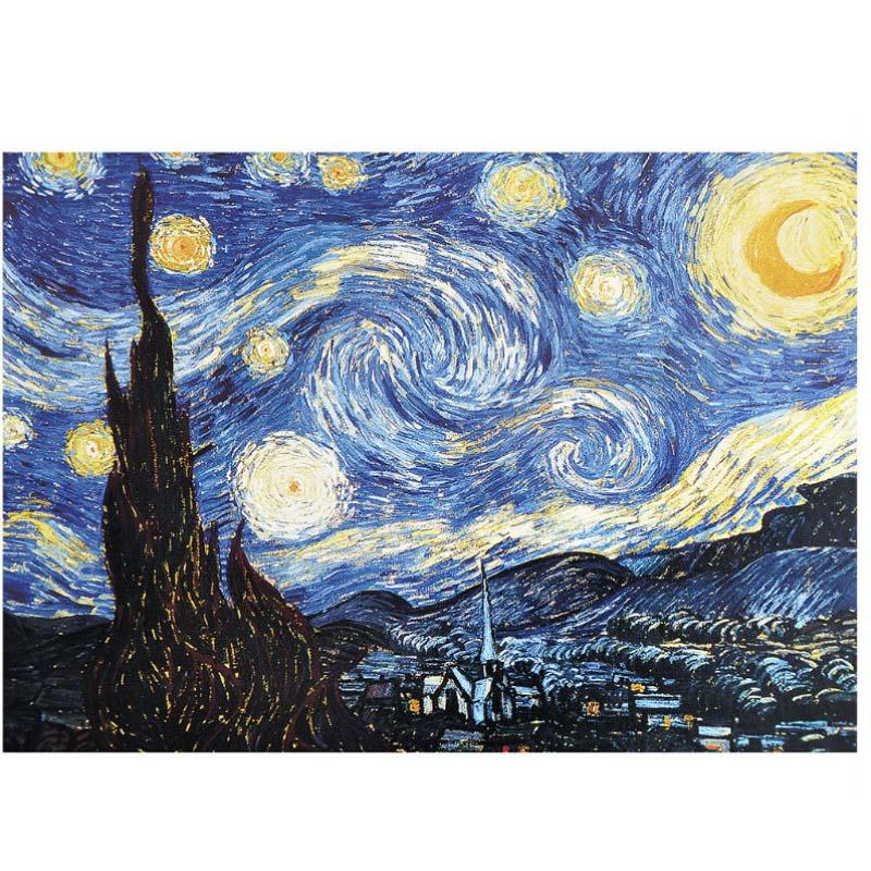 Әлемге әйгілі кескіндеме Ван Гогтың - Ойындар мен басқатырғыштар - фото 5