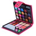 32 Colors Diamond Bright Colorful Eye Shadow Super Flash Paleta de maquiagem Glitter Eyeshadow with Brush Makeup Women Cosmetic