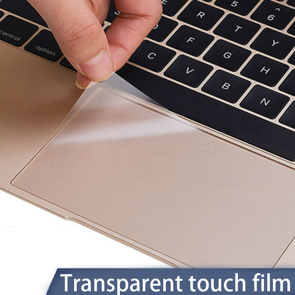 1Touchpad Protective Film Sticker Protector for Macbook Pro 13.3 15 Retina Touch Bar 12 Touch Pad Laptop Accessories