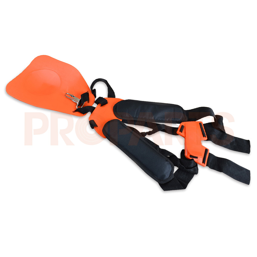Garden Power Tools Responsible Universal Trimmer Double Shoulder Strap Mower Nylon Y-shaped Belt For Brush Cutter Garden Tool High Quality Fixing Prices According To Quality Of Products