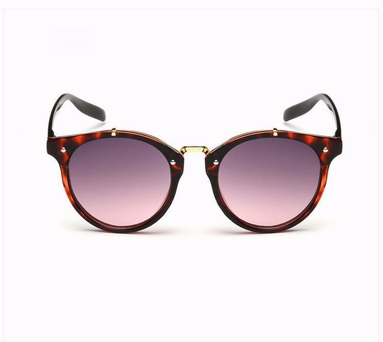 Fashion Vintage Round Sunglasses Women Men Brand Designer Retro Mirror Sunglass Ladies Female Male Sun Glasses For Women Glasses (24)