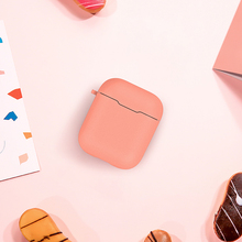 Fragrant Wireless Bluetooth Earphone Case for Airpods Silicone Soft Rubber Full Protective Cover