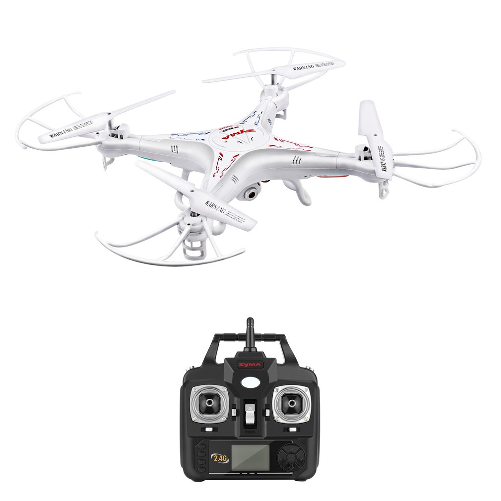 SYMA X5C Upgrade Version RC Drone 6-Axis Remote Control Helicopter Wind Resistance Unmanned Quadcopter With 2MP HD Camera Drone dm006 six axis fixed four axis aircraft rc drone 6 axis remote control helicopter quadcopter with 2mp hd camera or x5 r