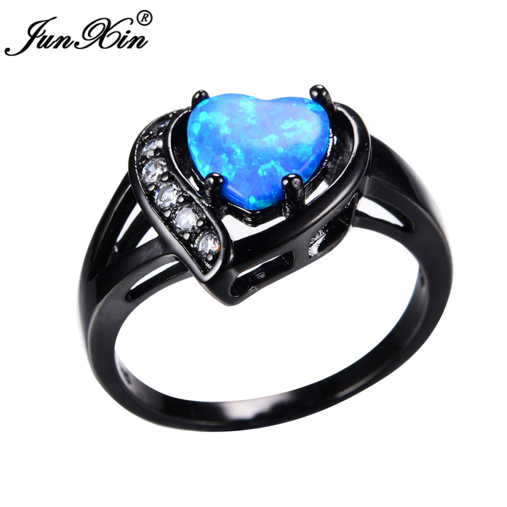 gold opal icon aura clarke uk blue solid ring rose london astley