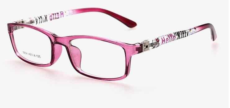 7db06fdc7bf ... Optical Glasses frame For children boy girls Myopia eyeglasses frames  with 0 degree lenses Plain mirror