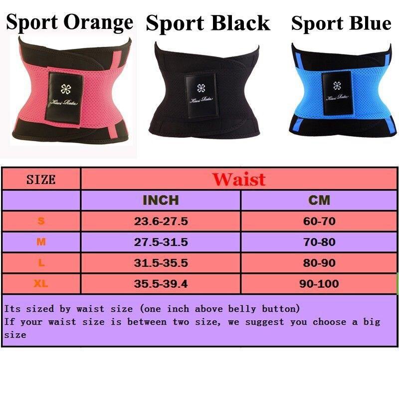 hot shapers women slimming body shaper waist Belt girdles Firm Control Waist trainer corsets plus size Shapwear modeling strap   1