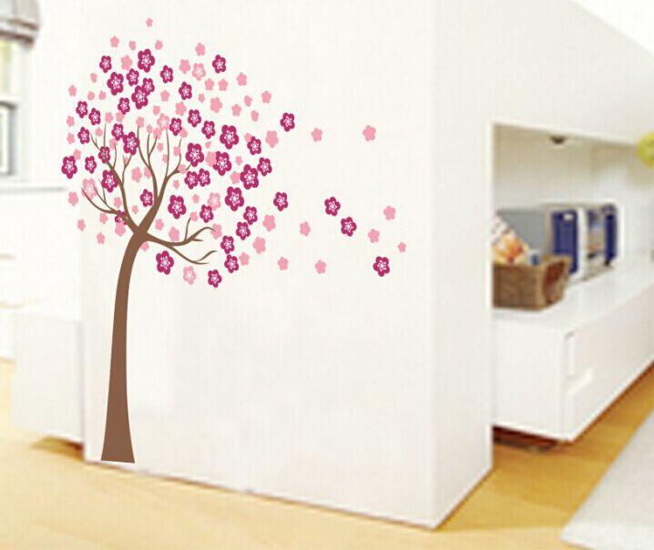 tienda online venta de dibujos animados beb elefante jirafa len mono en rbol etiqueta de la pared de hadas dormitorio calcomanas decoracin del hogar