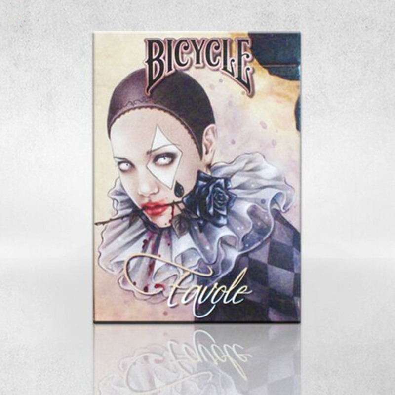 FAVOLE Cykelpoker Tarot USA importerade Cykel Magic-spelkort Magic Deck Magia Props 1pcs