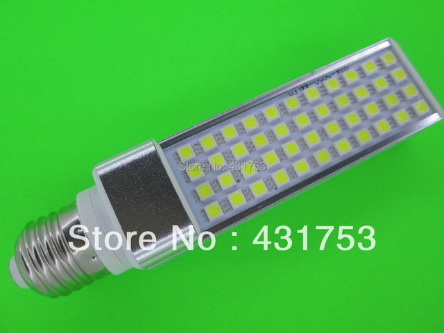 E27 G24 LED Bulb 9W 5050 SMD 44 LED  Corn Light Lamp Cool White/Warm White AC 85V-265V Side lighting( High Brightness )