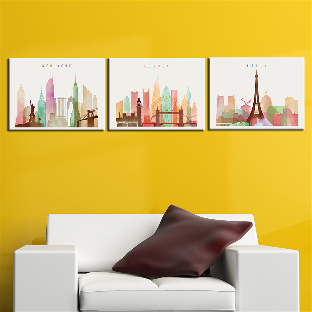 Magnificent Wall Art New York Motif - Art & Wall Decor - hecatalog.info