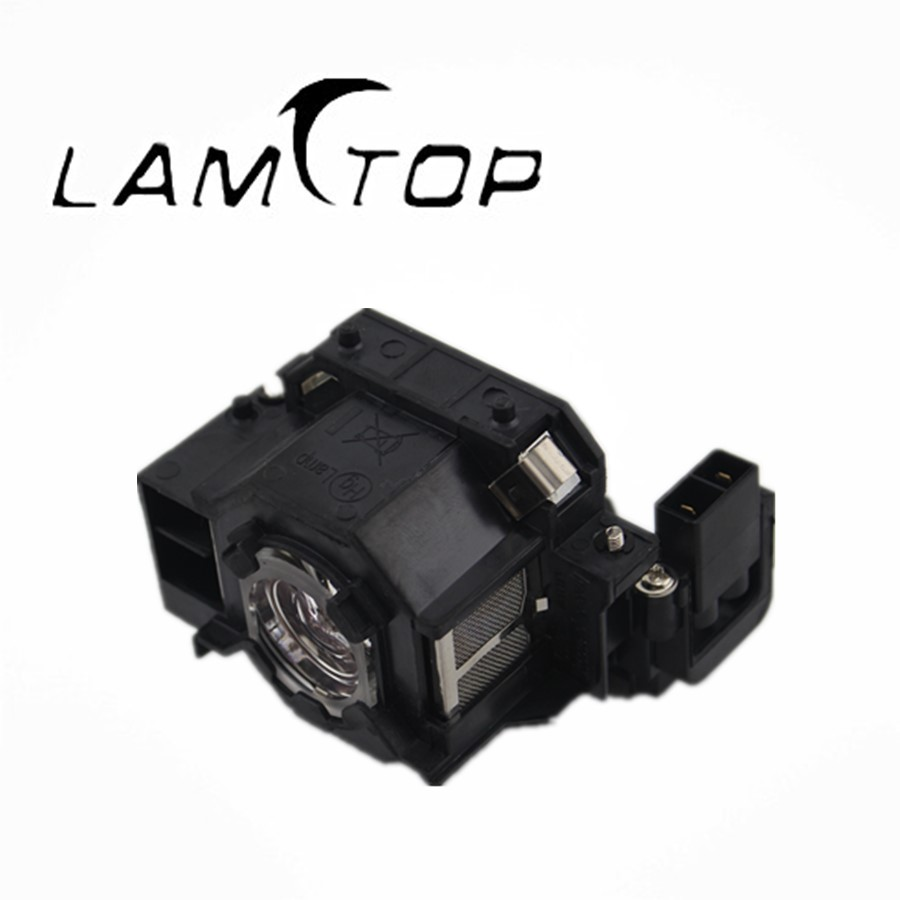 FREE SHIPPING  LAMTOP Hot selling  original lamp  with housing   ELPLP41V13H010L41  for  EMP-260D/EB-TW420 стоимость