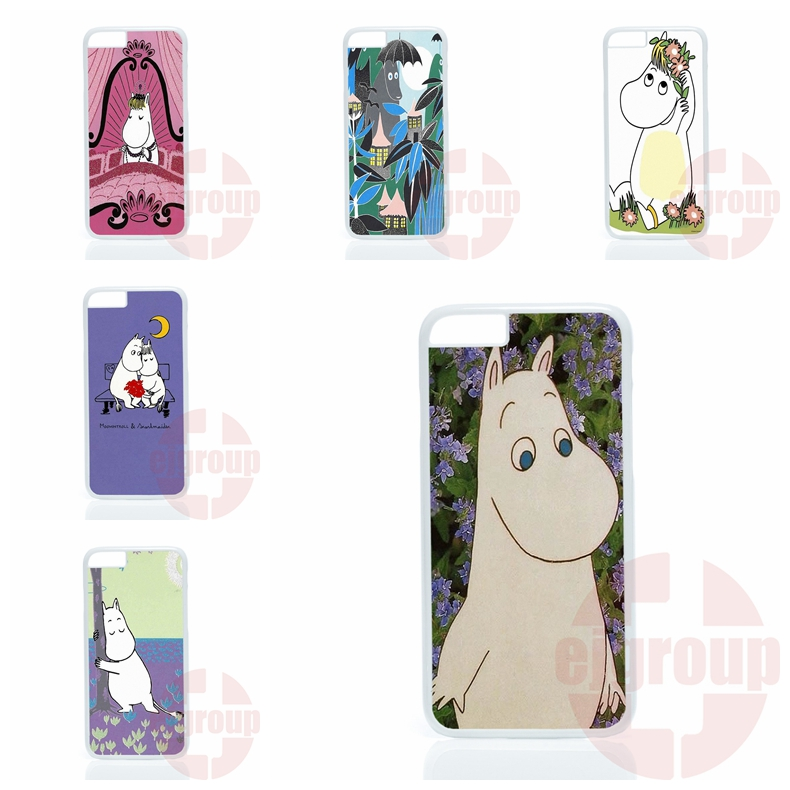 Accessories Pouches cute cartoon moomin For Nokia Lumia 540 550 630 640 830 950 X2 XL For Xiaomi Max Redmi Note 4