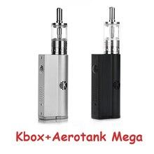 100%เดิมบุหรี่อิเล็กทรอนิกส์ชุดเดิมKangertech Kboxสมัย8-40วัตต์กับKanger Aerotankล้านชุด3.8 MLAtomizerไอYY
