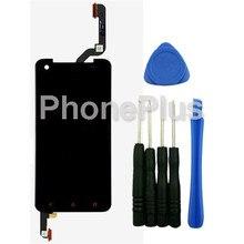 Noir Pour HTC Butterfly X920eTouch Écran Panneau Digitizer Verre LCD Assemblée D'affichage Avec Des Outils