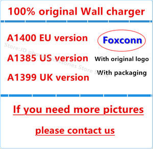 Adapter Wall-Charger Us/au-Plug Packaging Power Original Usb Ac for Ix XS MAX 6 7