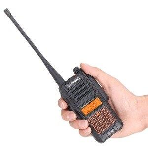 Image 2 - 2 قطعة Baofeng UV 9R زائد اسلكية تخاطب 8 واط عالية الطاقة UHF VHF المزدوج الفرقة IP67 مقاوم للماء المحمولة اتجاهين أجهزة الراديو