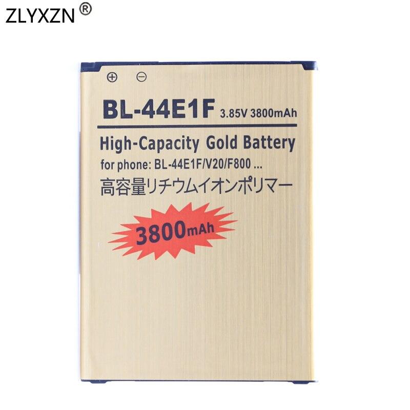 BL-44E1F Battery Mobile Phone Batteries For LG V20 Battery H990 F800 BL 44E1F
