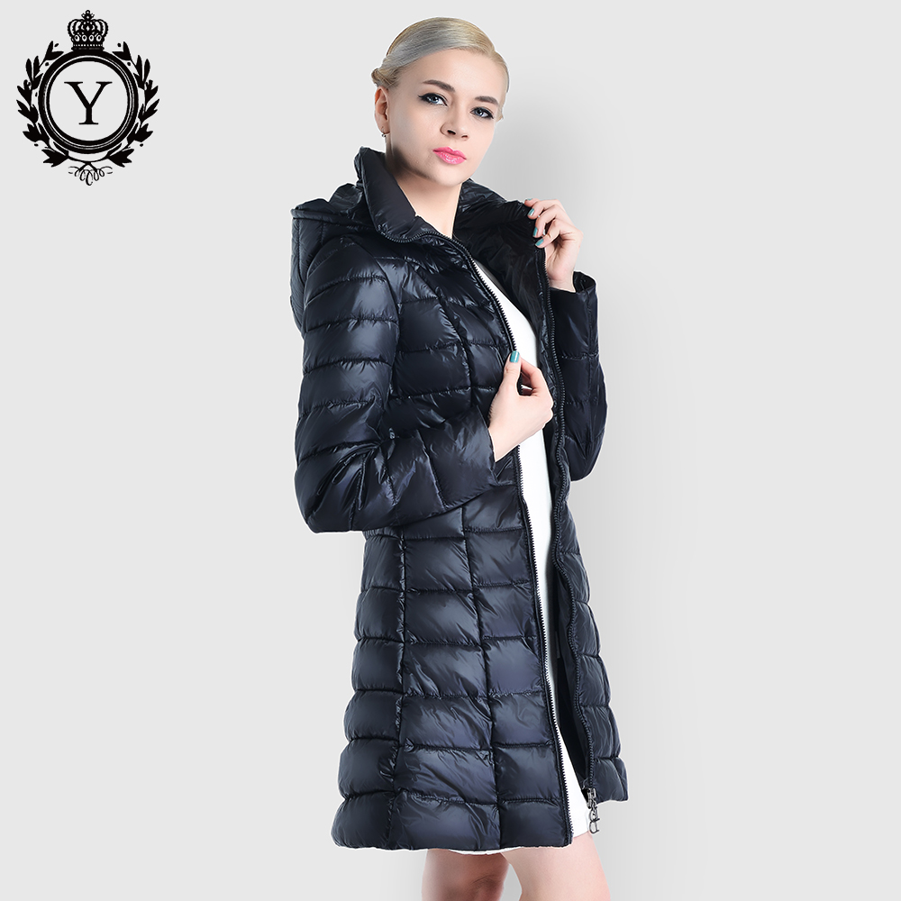 COUTUDI 2018 Women Jackets Coat Simple Winter Female Solid Black Jackets Wholesale Warm Coat Cotton Padded Women's Jacket   Parkas