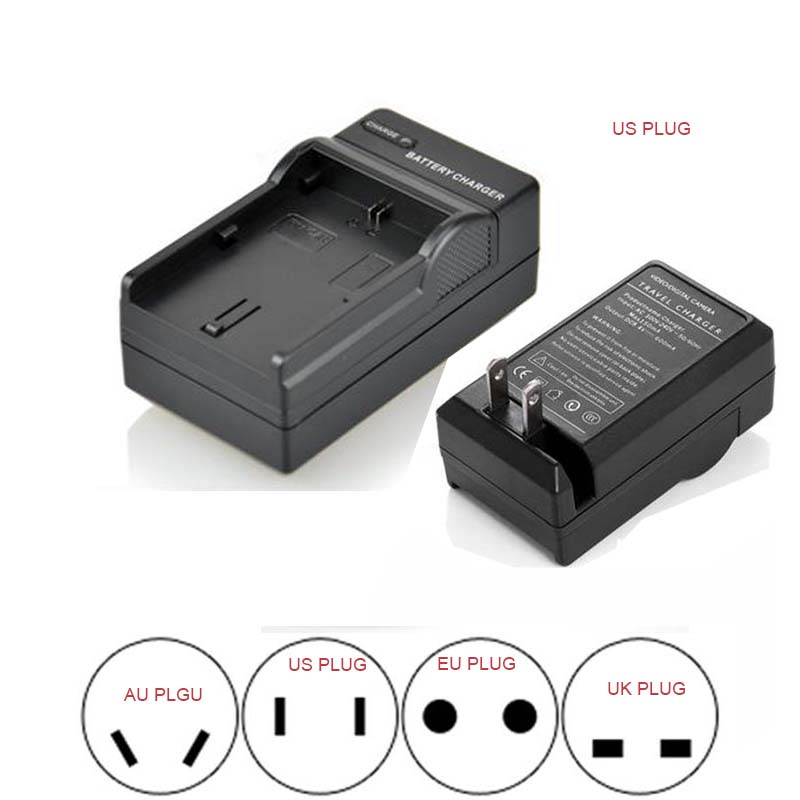 Battery Charger For PENTAX D-LI8 Optio S5i S5z S6 SV Svi A10 T10 W10 WP WPi X Optio A20 S7 T20 W20 S S4 S4i S5i S5n