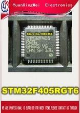شحن مجاني 1 قطعة/الوحدة STM32F405RGT6 32F405RGT6 STM32F405 LQFP64