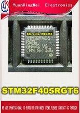 1 pçs/lote STM32F405RGT6 32F405RGT6 STM32F405 LQFP64