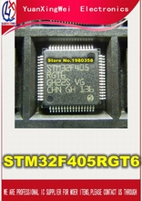 1 unids/lote STM32F405RGT6 32F405RGT6 STM32F405 LQFP64