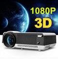 2014 Горячей Продажи 4000 люмен HD Led-ТЕЛЕВИЗОР Проектор С Родным 1280*800 Яркости 4000: 1 Контрастность