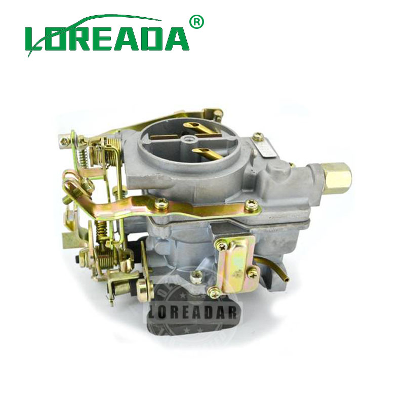 Loreada Carb carburetor assembly for TOYOTA 7K engine HB-070 21100-1E020 211001E020 COROLLA 1992 Fuel supply car auto spare part new carburetor fit for toyota 5k forklift corolla liteace 21100 13420