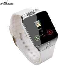 Камера DZ09 SmartWatch Bluetooth Smart часы Relogio смотреть android Телефонный звонок SIM TF для мужчин
