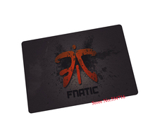 fnatic mouse pad Speed face gaming mouse pad laptop large mousepad gear notbook computer pad to mouse gamer brand play mats