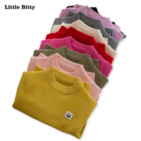 Boys Sweaters High Quality Baby Trui Baby Girls Sweater Autumn Winter Baby Warm Clothes Kids Sweater