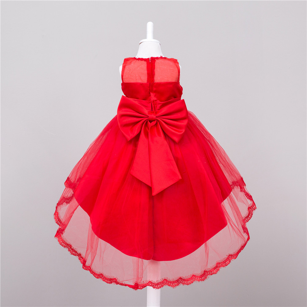 Aliexpress buy fashion toddler girl clothing party jurk aliexpress buy fashion toddler girl clothing party jurk prinses bridesmaid children pink dress costume tulle child kids dresses for girls from ombrellifo Images