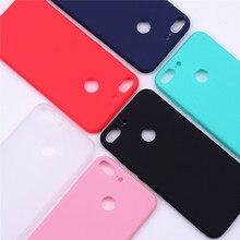Funda de silicona para Huawei Honor 9 Lite, funda trasera suave de TPU para Huawei Honor 9 /Honor 9 Lite
