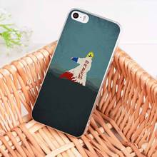 Anime Naruto  Minimalist Phone Case for Apple iPhone 8 7 6 6S Plus X 5 5S SE 5C 4 4S