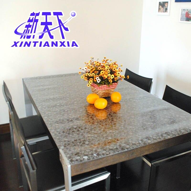 Verre de protection pour table valdiz - Set de table pour table en verre ...