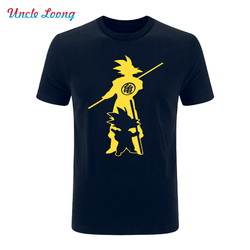 uncle loong printing T Shirt funny Tees Tops Men Clothes
