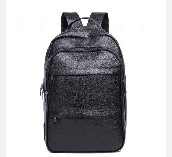 Genuine leather unisex large capacity ourdoor leisure backpack Genuine leather unisex large capacity ourdoor leisure backpack