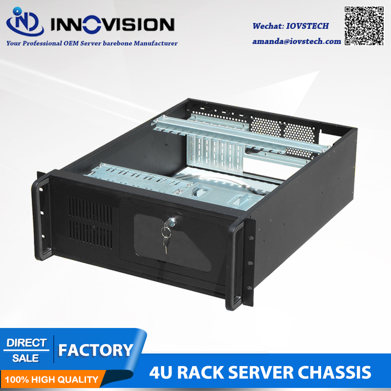 Image 2 - Industrial computer RC580 4Urack mount chassis-in Industrial Computer & Accessories from Computer & Office