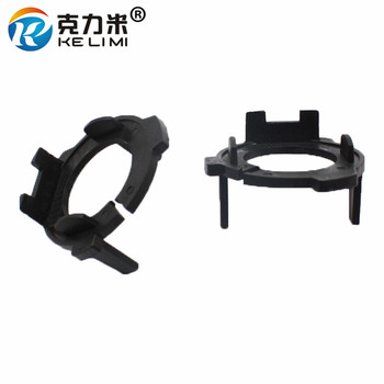 KE LI MI For Volkswagen VW Tiguan New Lavida Touran H7 bulb retainers holder adapters adaptive low beam led headlight image