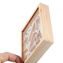 Mini Wooden Anti-Stress Puzzle