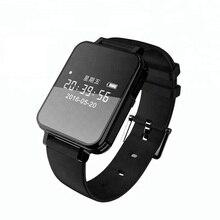 V81 микро цифровой аудио рекордер часы Голосовая активация Запись браслет на запястье 1536 кбит/с OLED Экран Регистраторы Бизнес