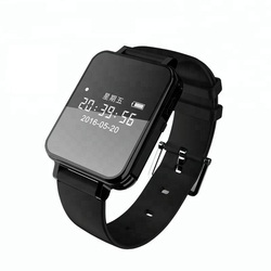 V81 Micro Digital Audio Recorder Watch Voice Activated Recording Wrist Band 1536kbps Dictaphone OLED Screen Recorder Business